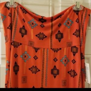 New LuLa Roe Maxi skirt